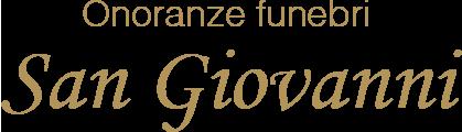 Onoranze Funebri San Giovanni - Morbegno